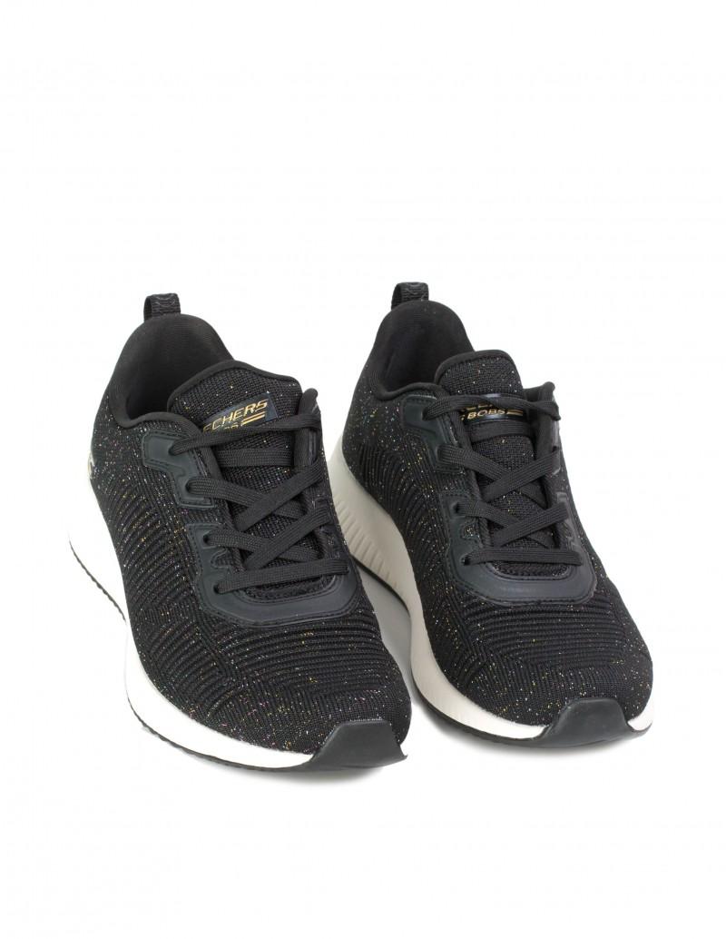 Zapatillas Skechers Mujer Negras