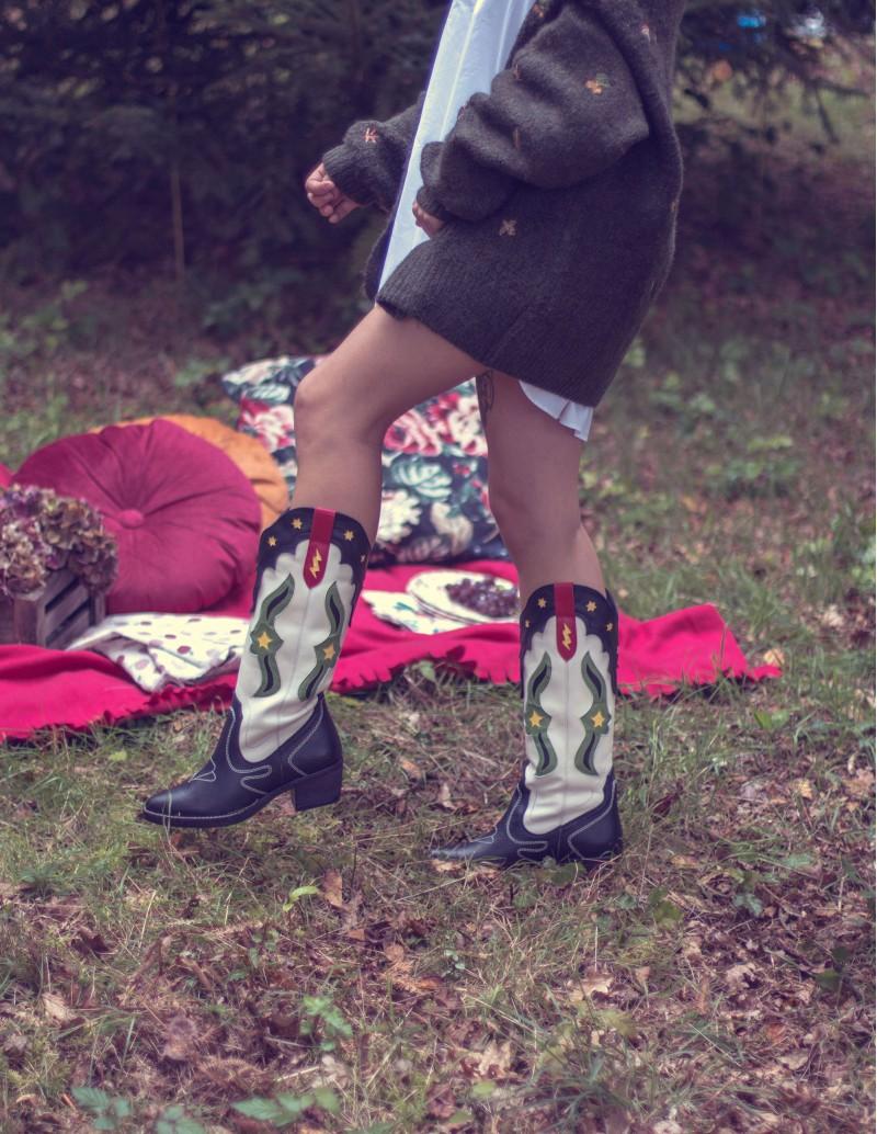 botas camperas originales