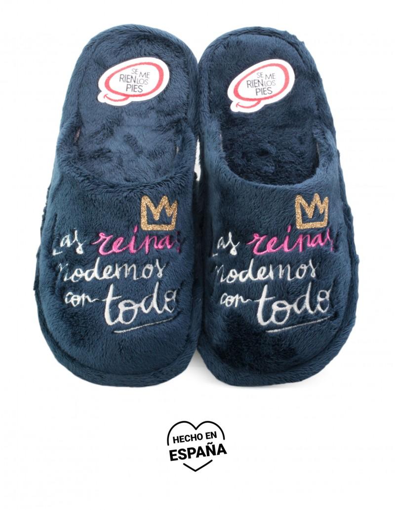 SE ME RÍEN LOS PIES Zapatillas Casa Reinas
