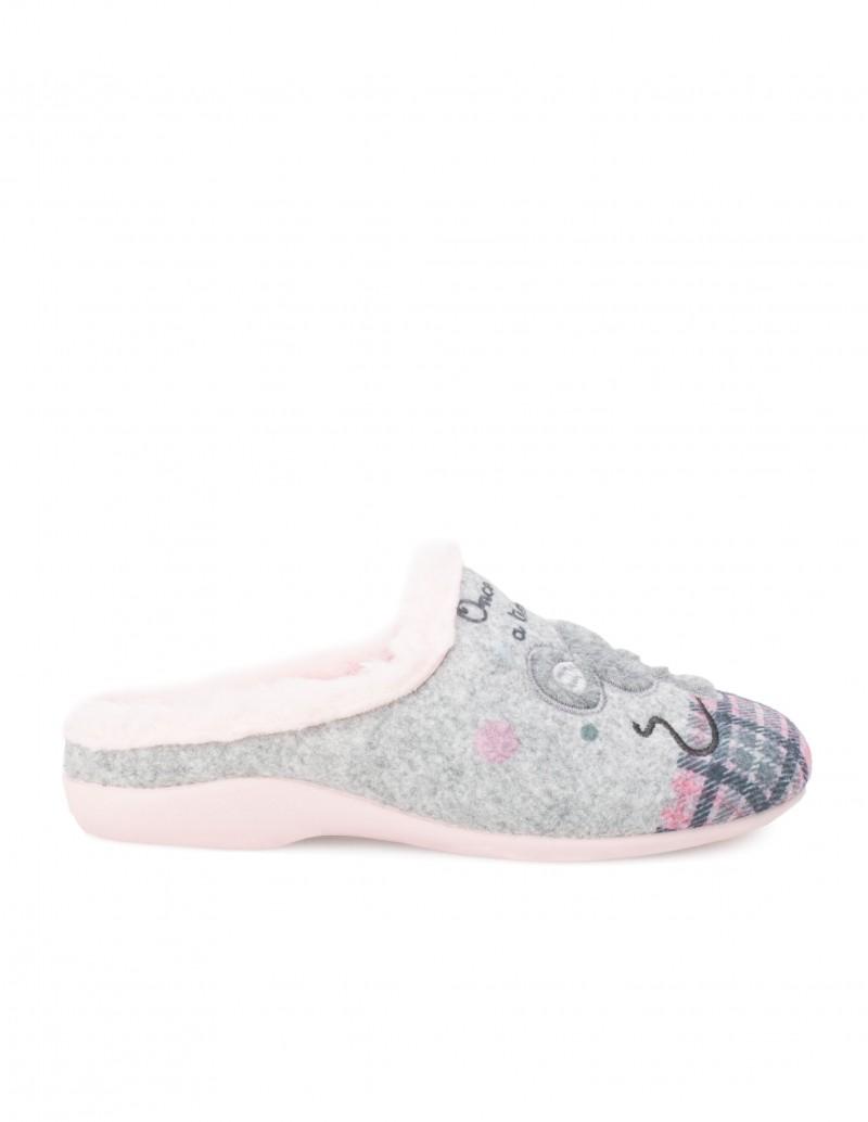 Zapatillas Casa Ratones Mujer