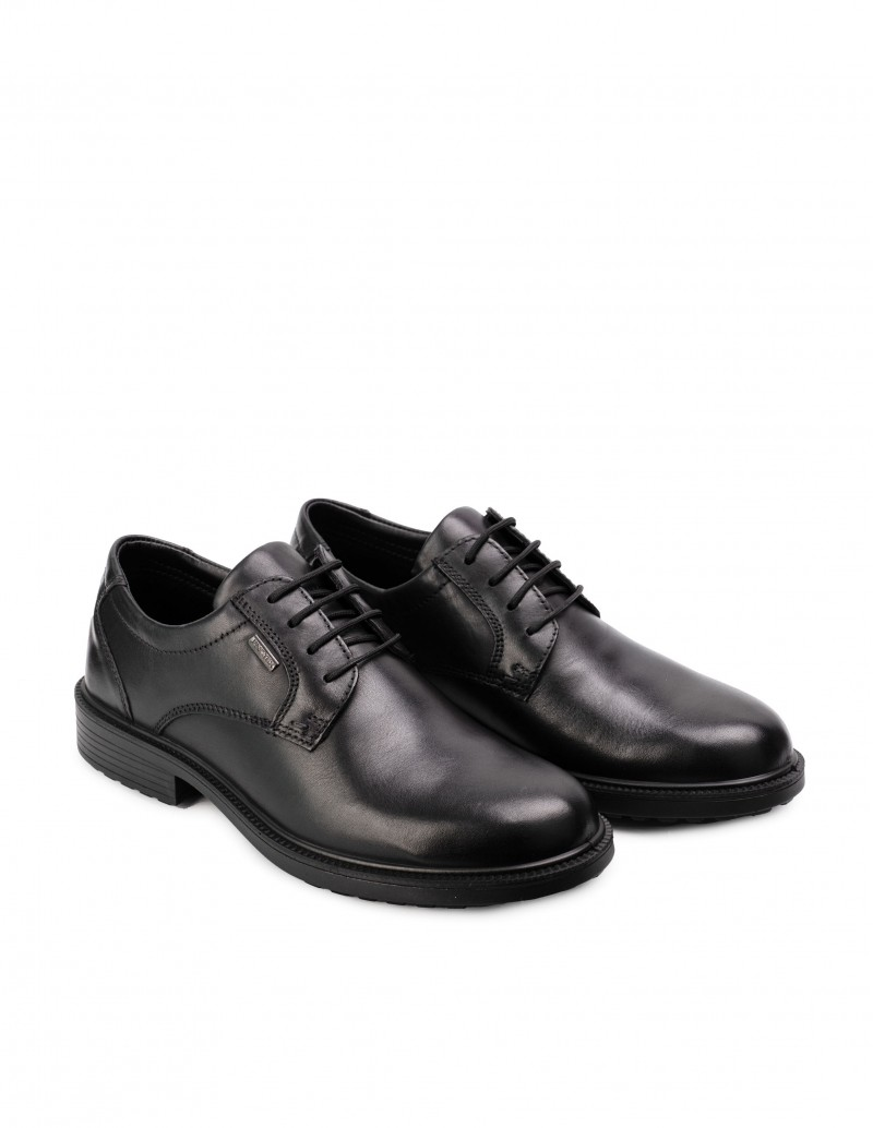 zapatos impermeables hombre negros