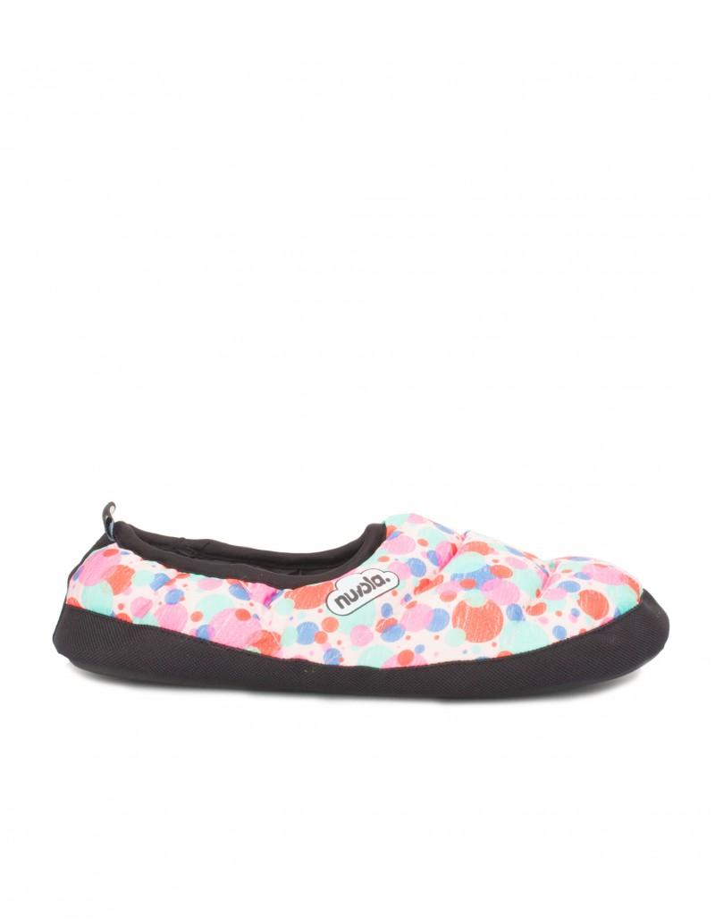Zapatillas de Casa Acolchadas Multicolor