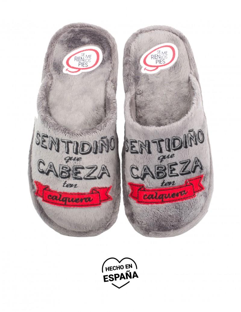 SE ME RÍEN LOS PIES Zapatillas Casa Sentidiño