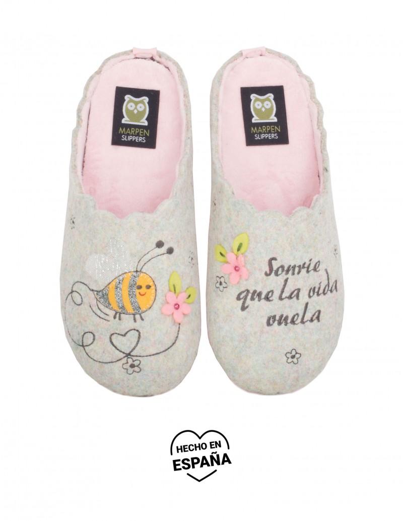 MARPEN Zapatillas Casa La Vida Vuela