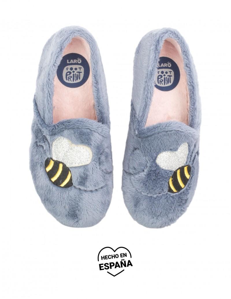Zapatillas Casa Mujer Abeja
