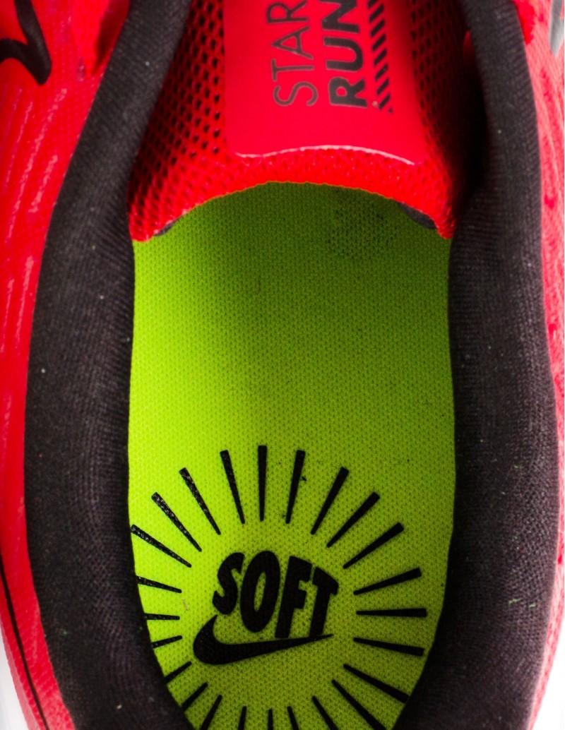 deportivas rojas Nike