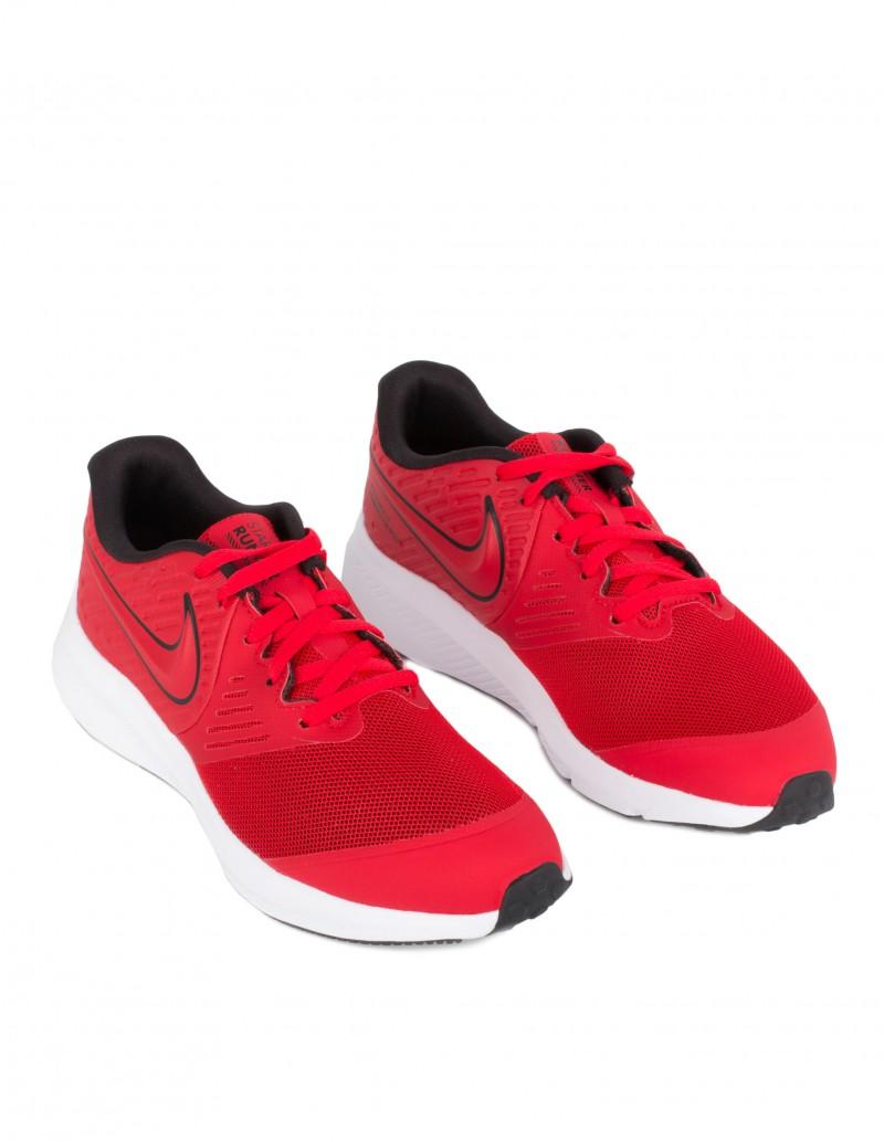 Nike Star Runner 2 Rojas Mujer