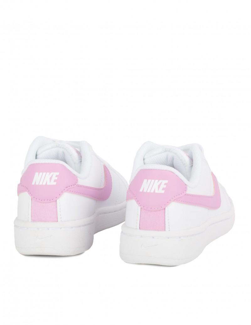 Zapatillas Nike Court Royale 2 Rosa y blanco