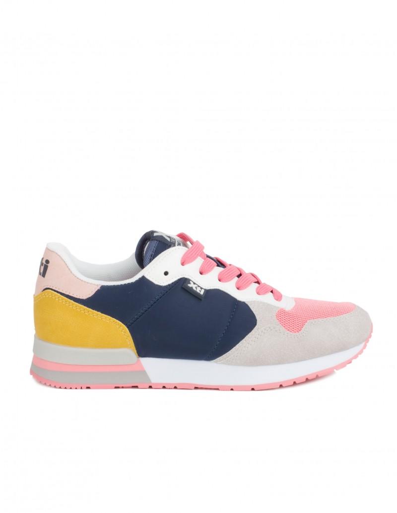 XTI Zapatillas Multicolor Mujer