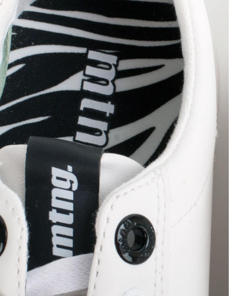 Mustang zapatillas blancas
