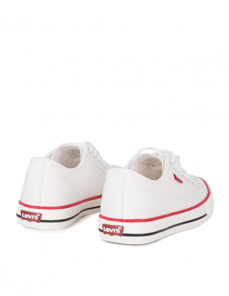 Zapatillas Canvas Blancas Hombre