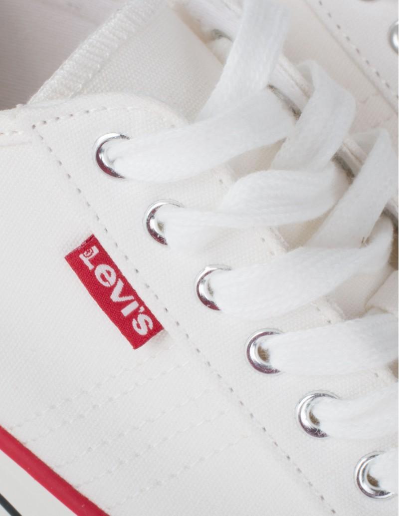 Zapatillas Levis Blancas Hombre