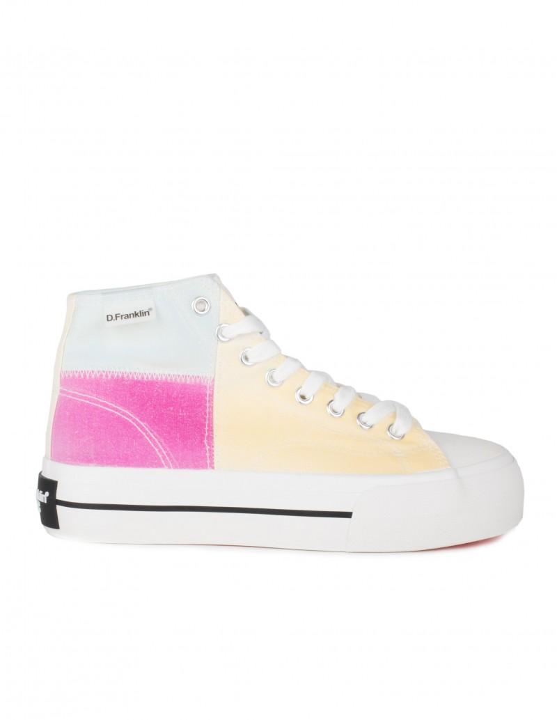 Zapatillas que cambian de color