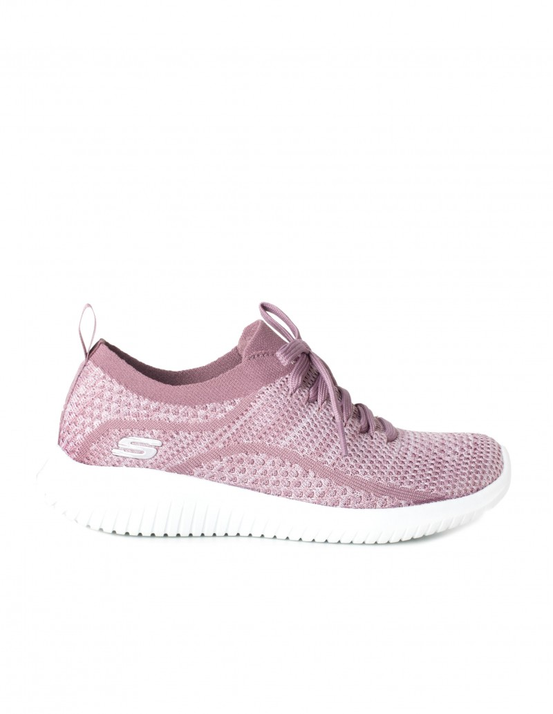 SKECHERS Ultra Flex-Statements Morado