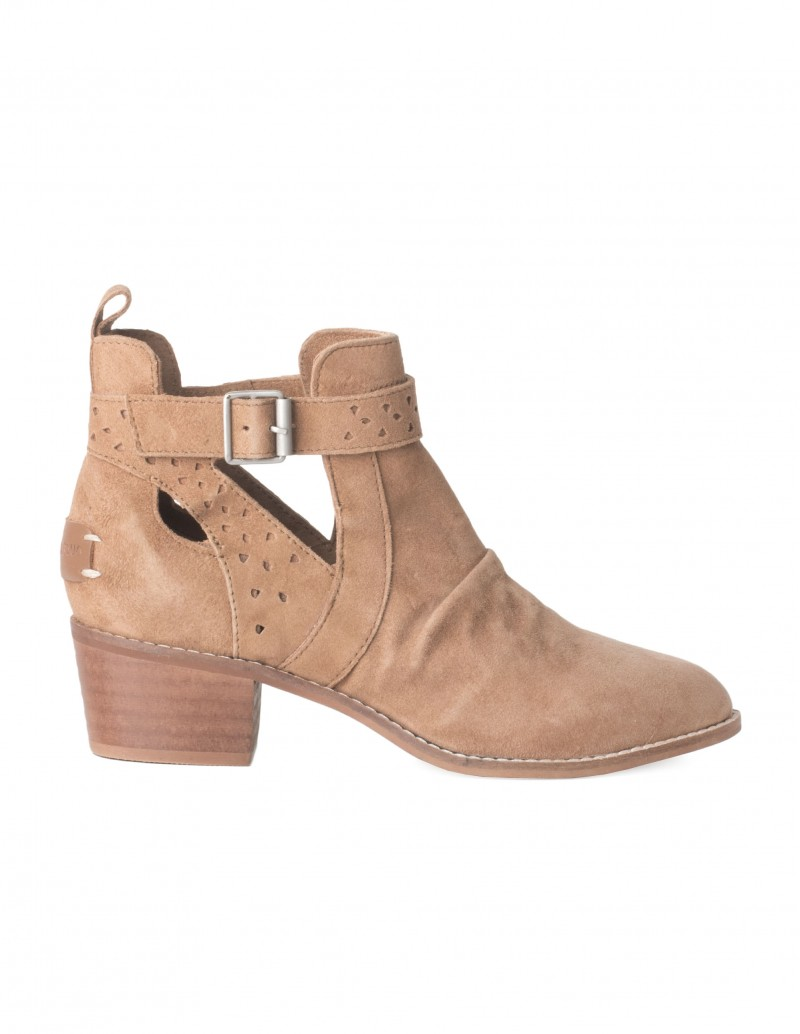 MUSSE&CLOUD Botines Camperos Cut Out