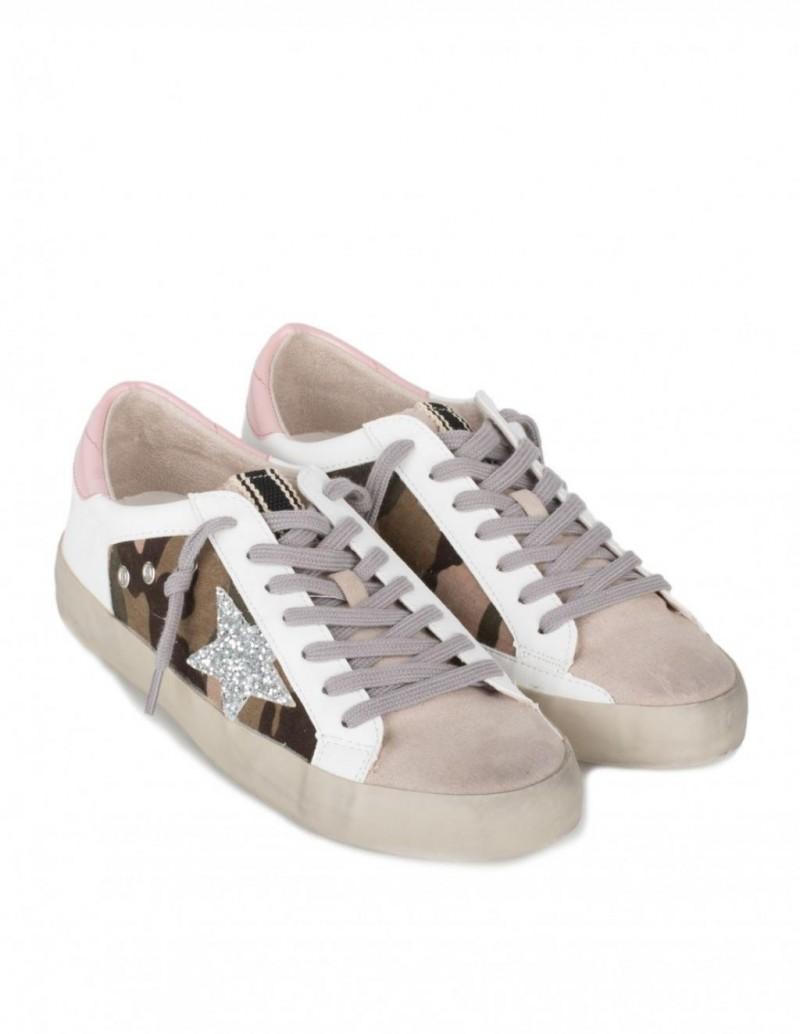 Zapatillas Estrella Camuflaje