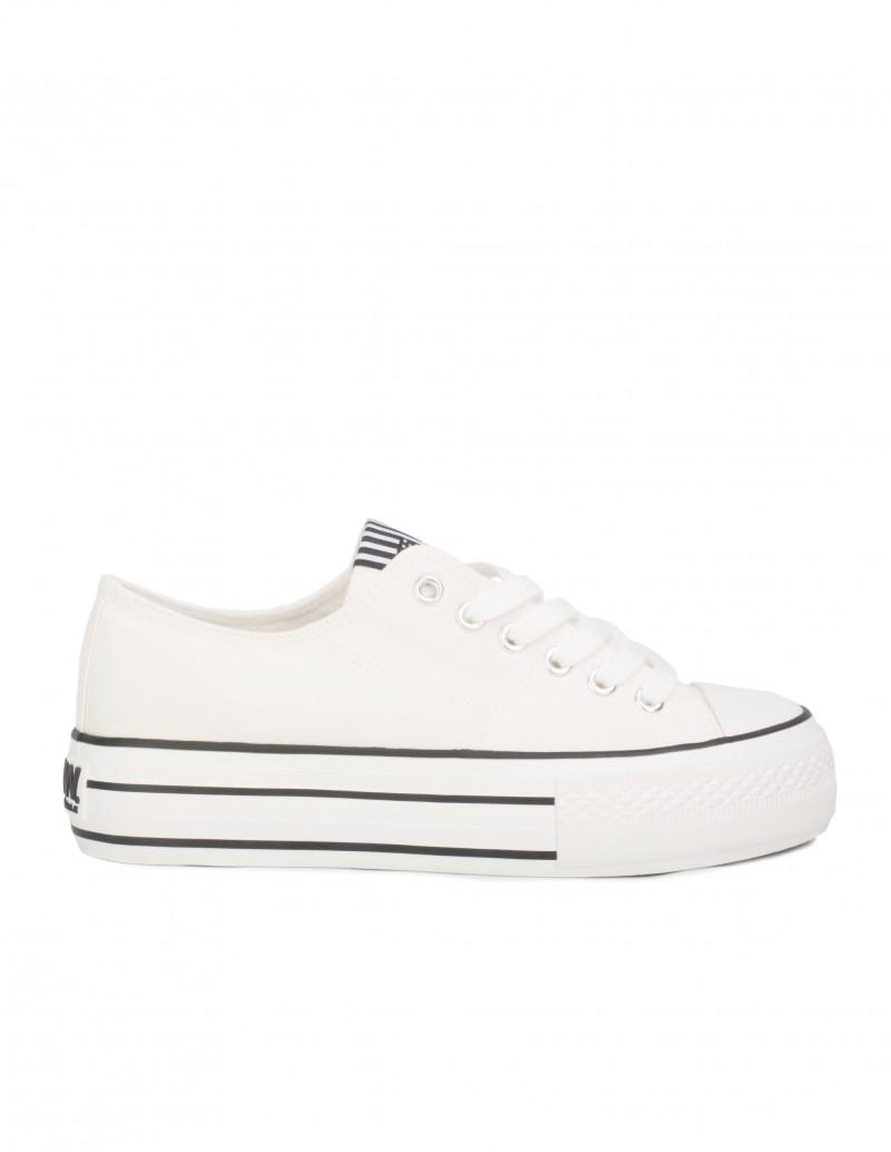 BREAK&WALK Zapatillas Blancas Cambio de Color