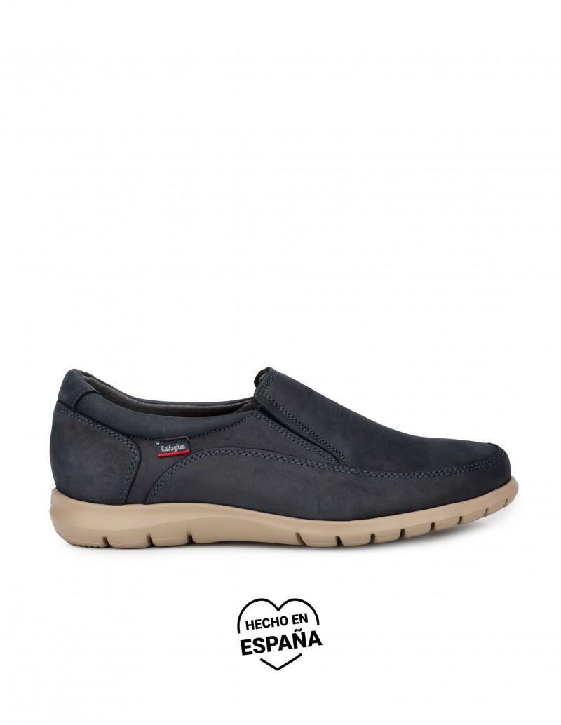 CALLAGHAN Zapatos Casual Sin Cordones Azul Marino