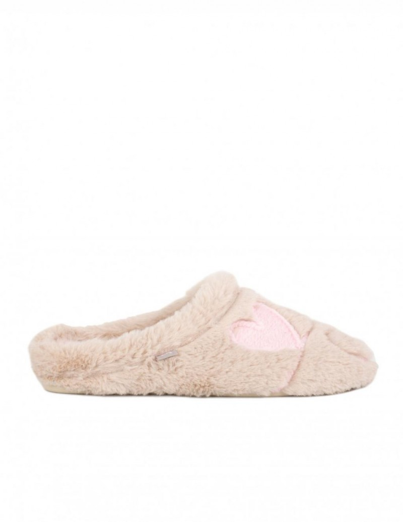 Zapatillas de Casa Corazon Love