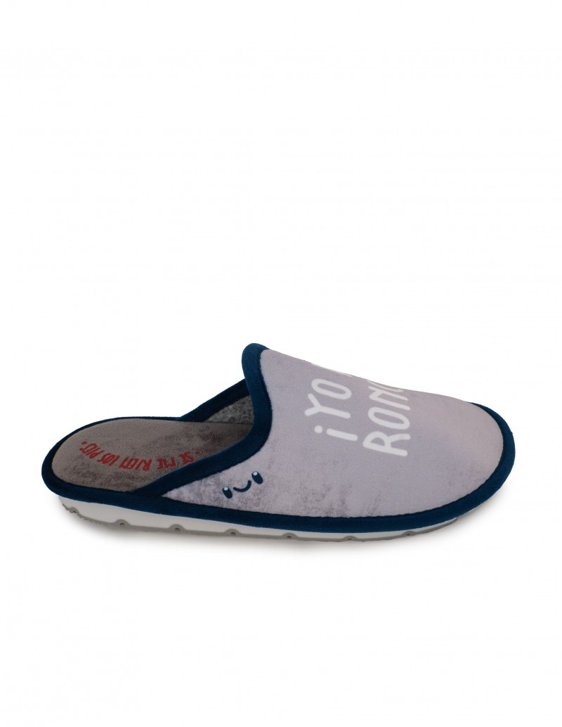 Zapatillas Casa Hombre Mensaje Moto