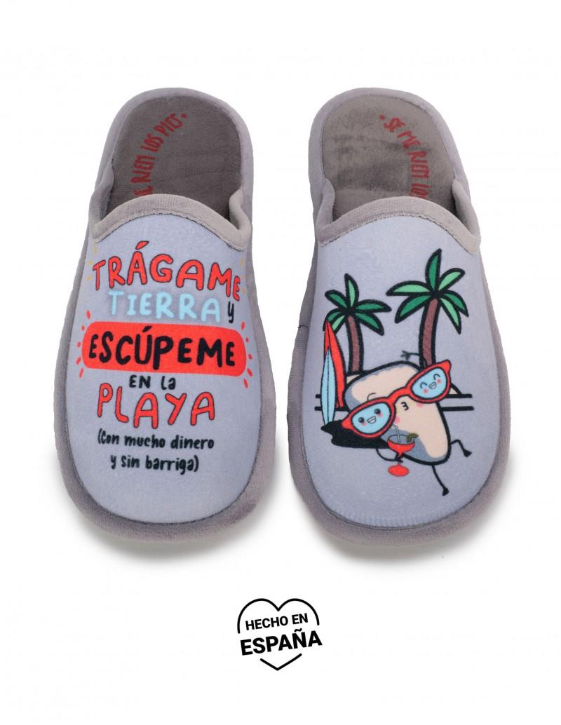 SE ME RÍEN LOS PIES Zapatillas Casa Playa