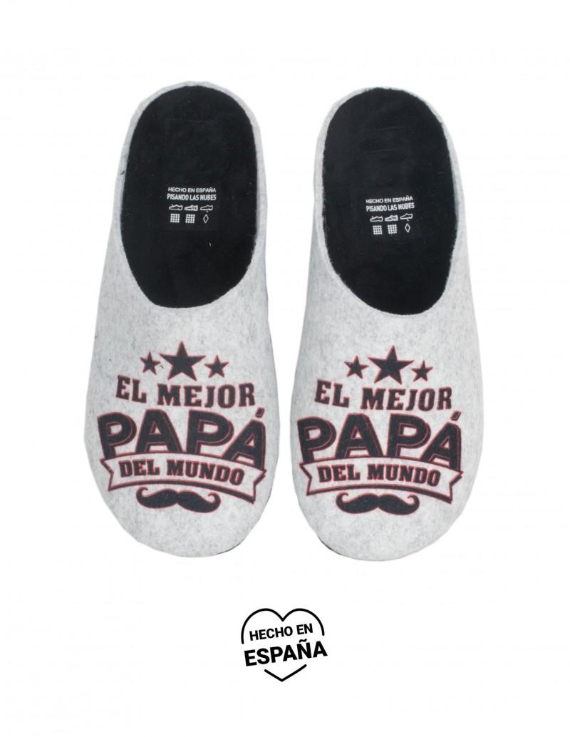 Zapatillas Casa El Mejor Papá
