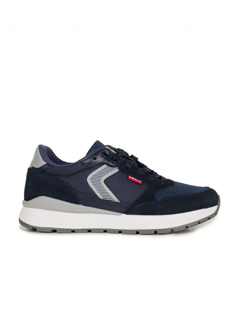 LEVIS Sneakers Serraje Azul Marino