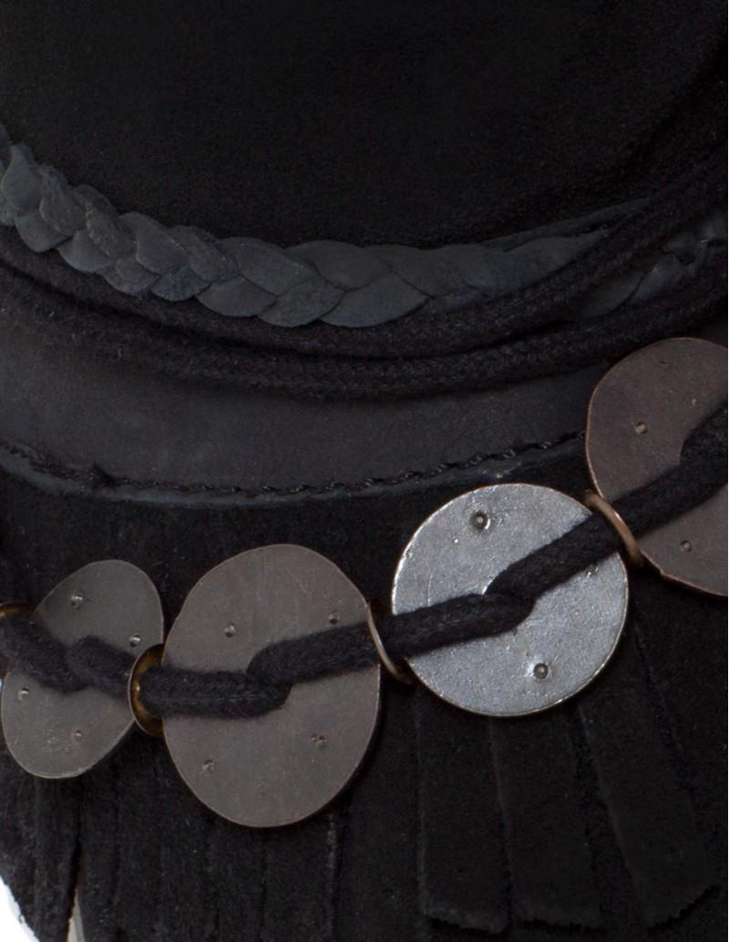 Bota Musse & Cloud detalle monedas
