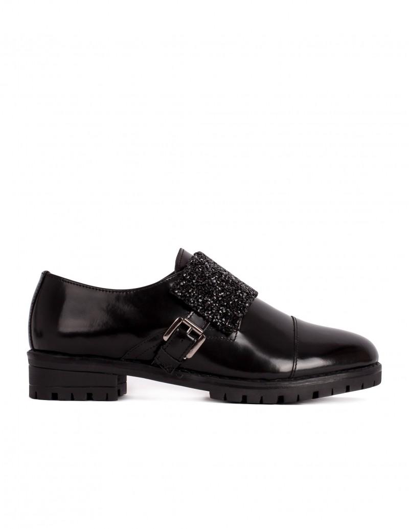 Zapato Gioseppo detalle pedrería