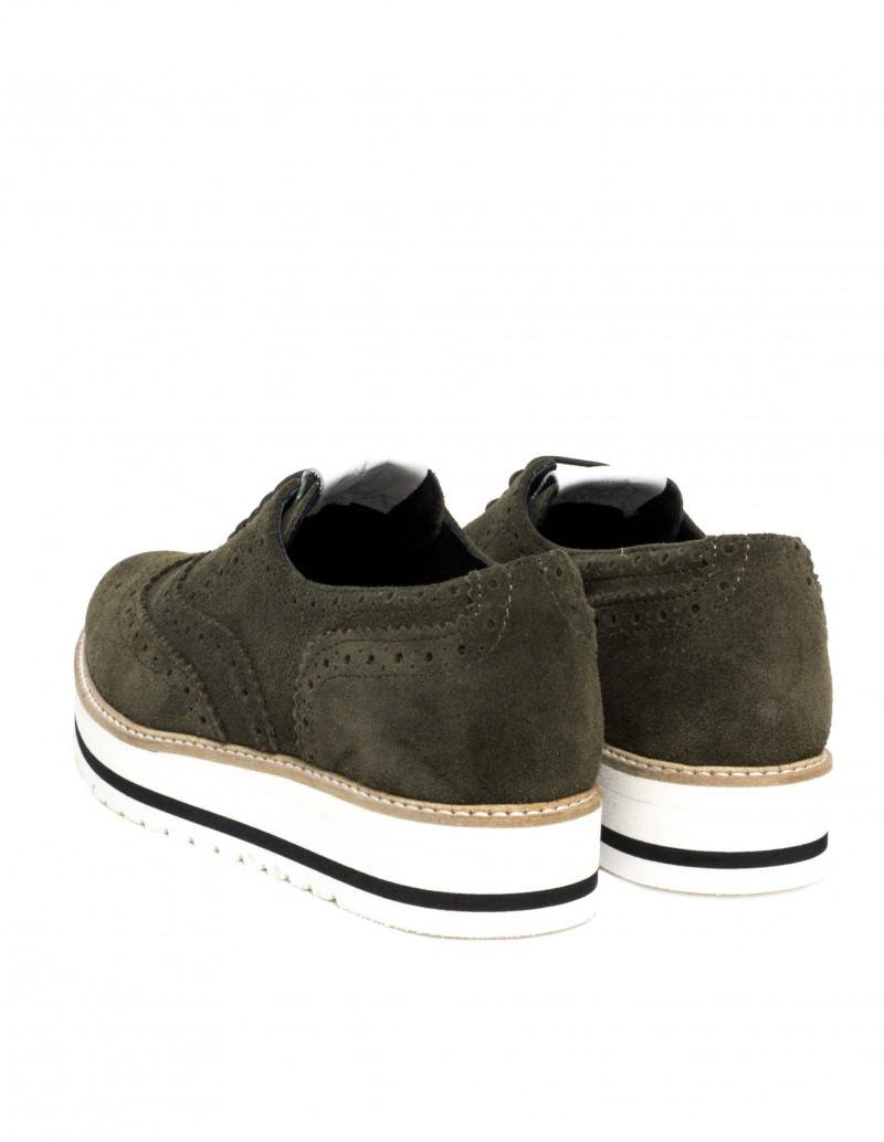 Zapato Pera Limonera oxford