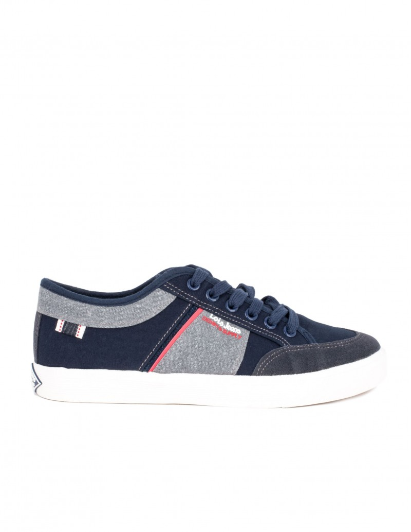 Lois zapatillas sneakers denim marino
