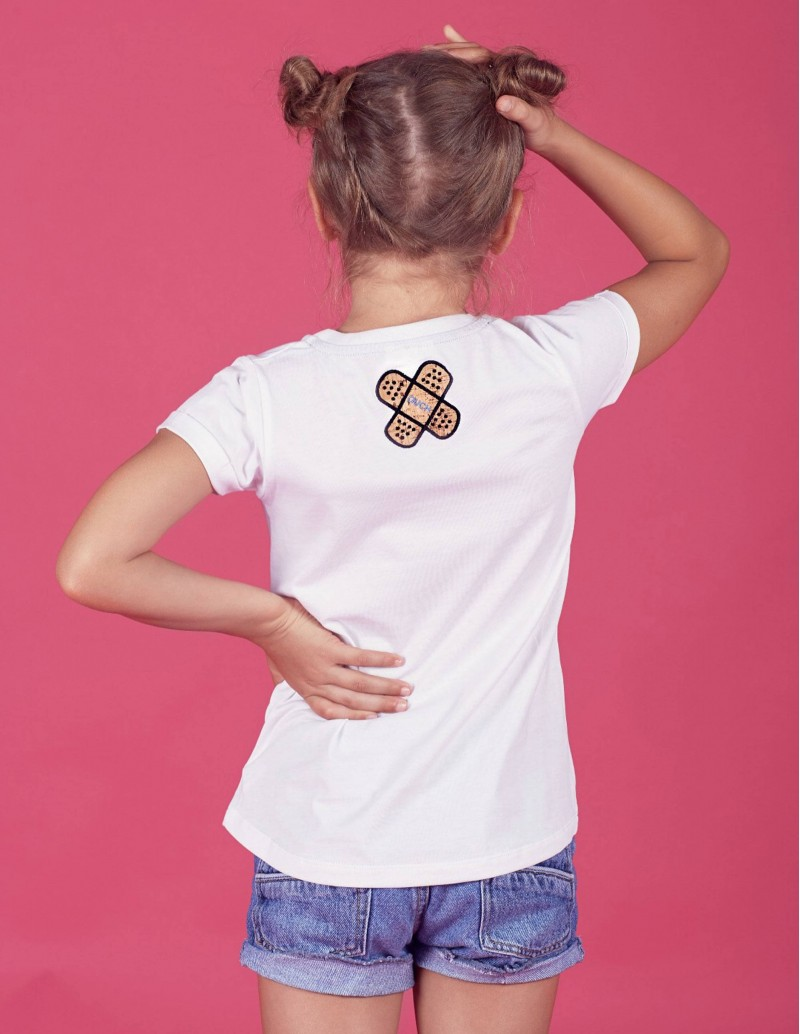 camiseta niña estampado original