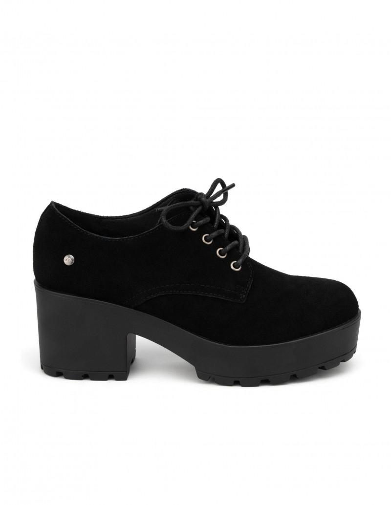 zapatos cordones suela track