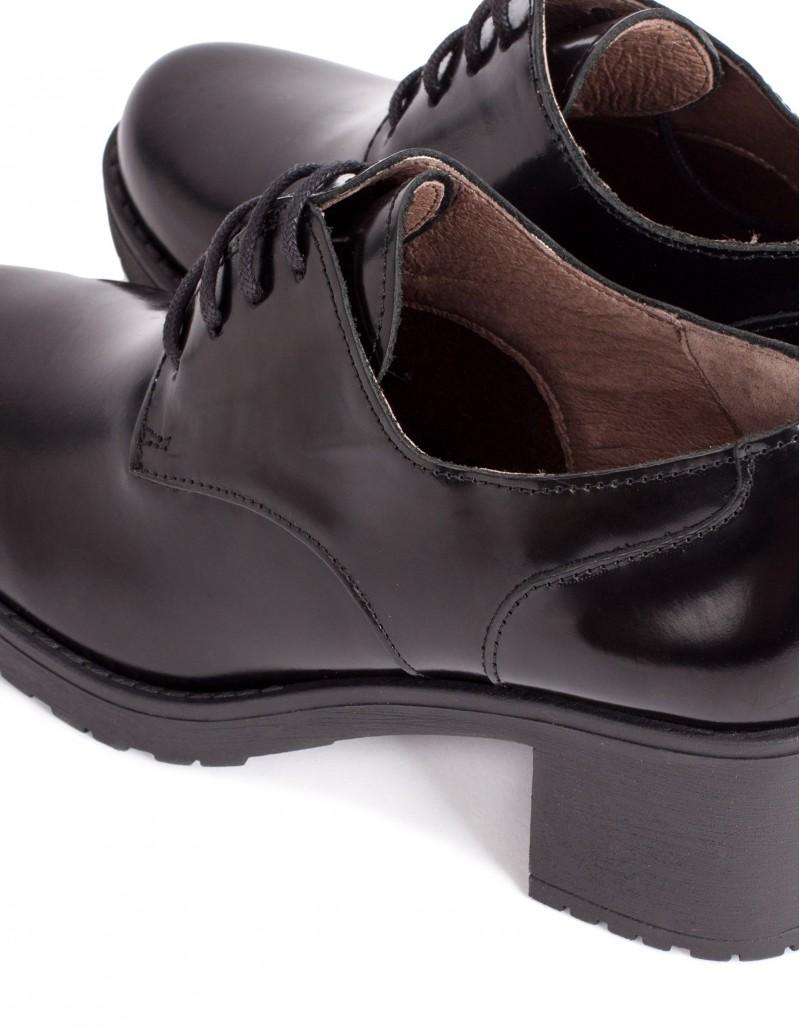 Zapato Bryan tacón cordón
