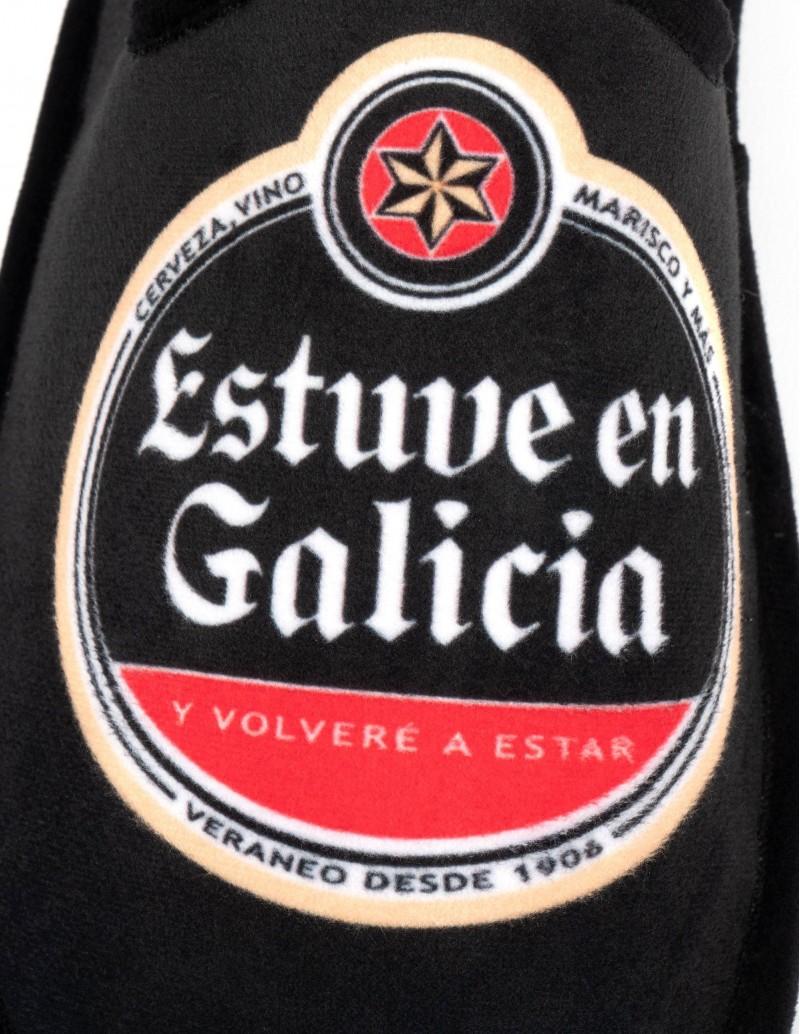 zapatillas casa hombre logo estrella galicia
