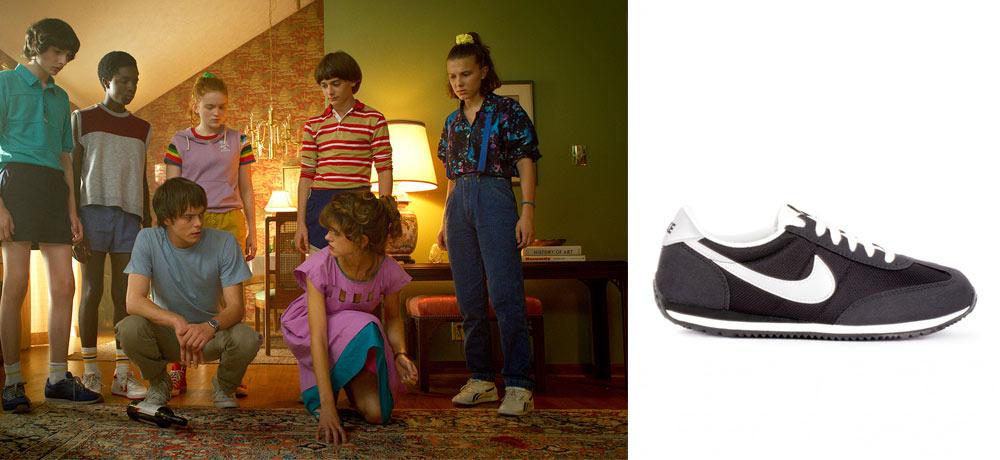 Zapatillas Nike Clásicas serie Stranger Things