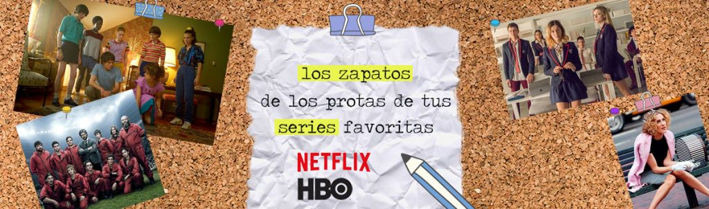 calzado series favoritas hbo netflix