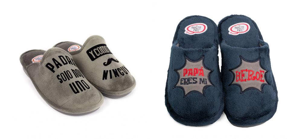 zapatillas de casa para papá