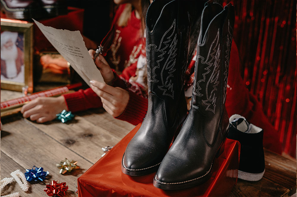 regalar en navidad botas camperas