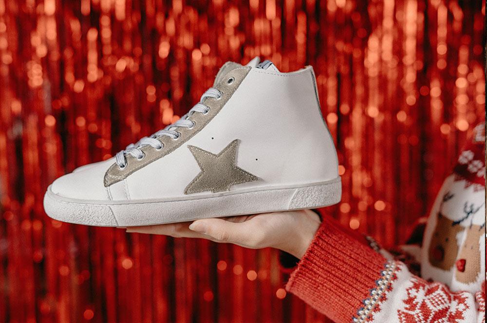 regalar zapatillas estrella mujer