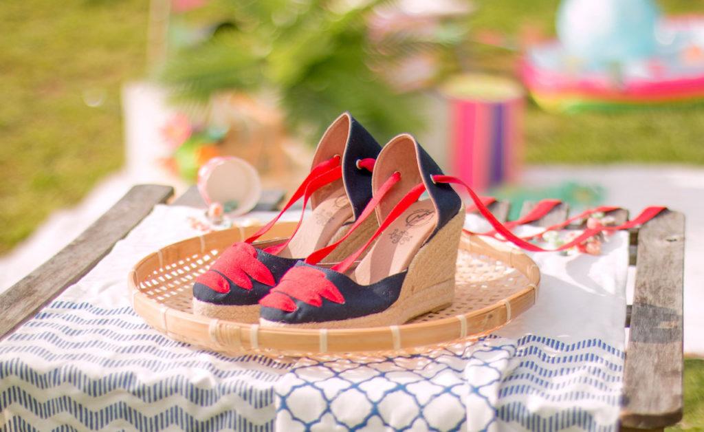 calzado hecho en España verano