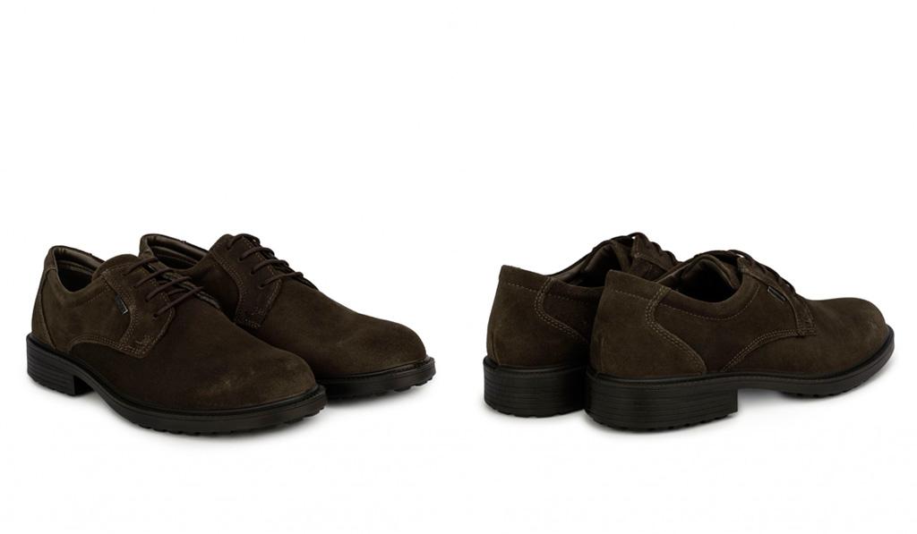 zapatos vestir impermeables hombre