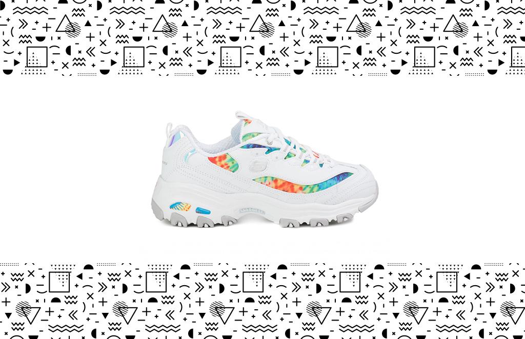 zapatillas Skechers con plataforma