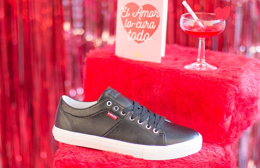 regalar zapatos en san valentín