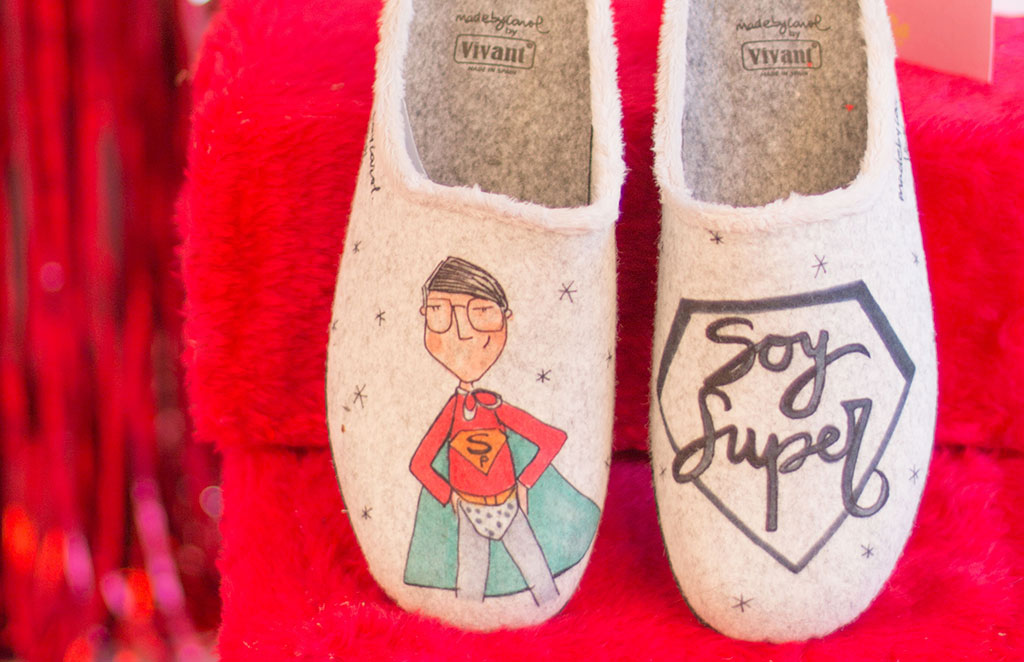 regalar zapatillas casa originales